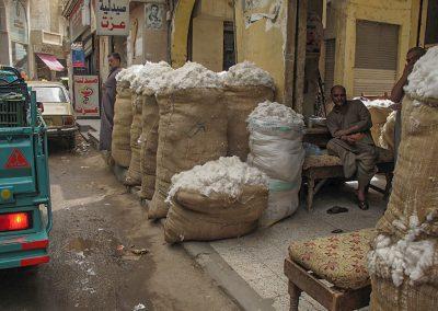 Baumwollhandel
