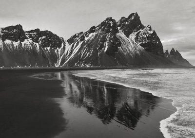 Island Vestrahorn