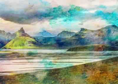Islandschaft 2