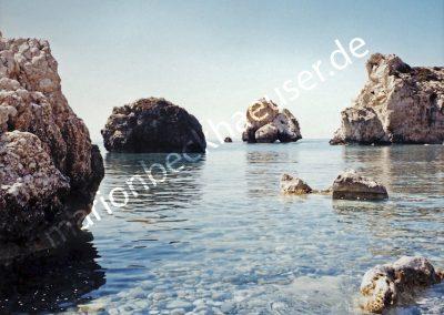 Aphroditebeach-Zypern