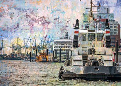 Hafen Altona