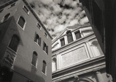 Himmel über Venedig
