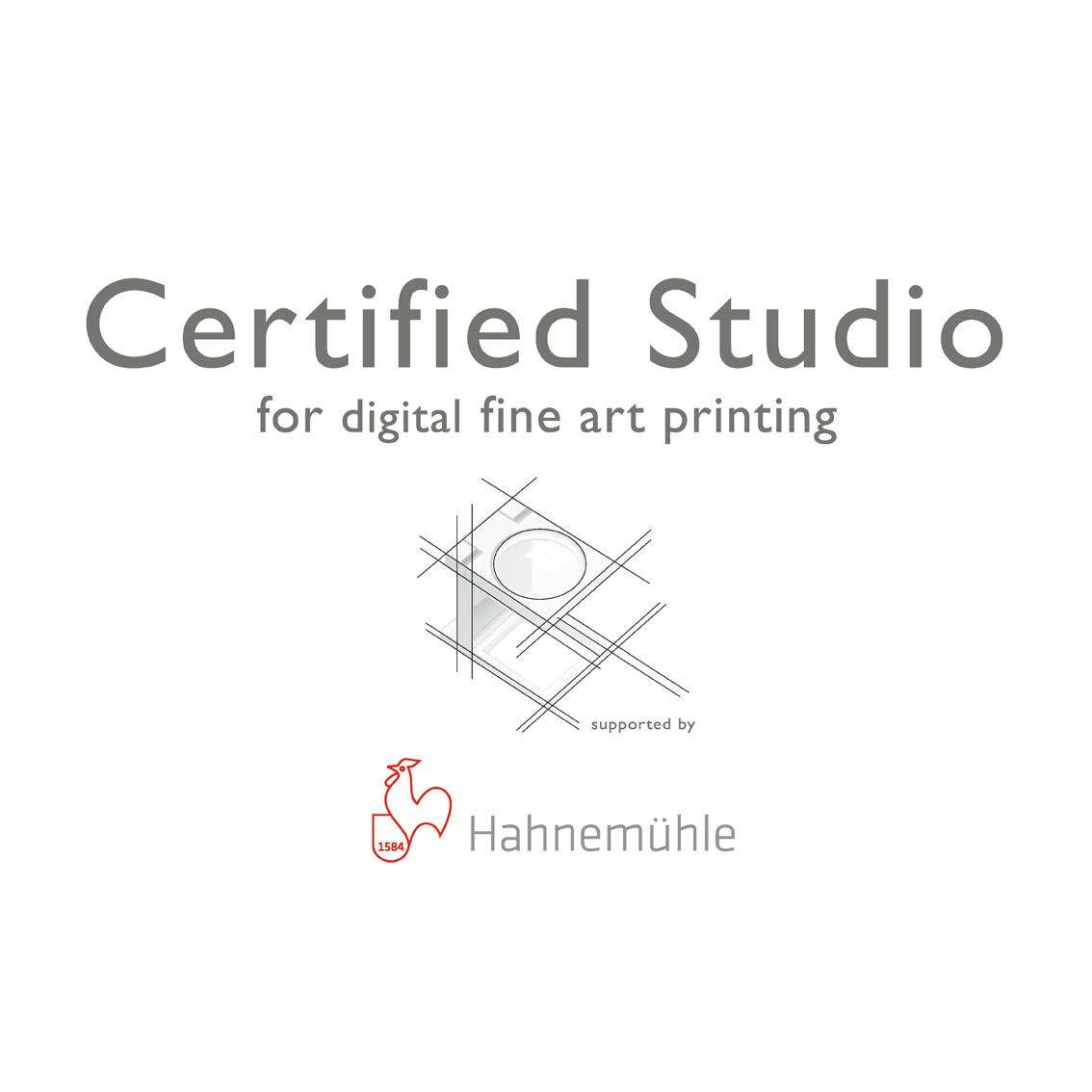 Certified Studio Hahnemühle